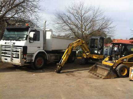 EXCAVATIONS SERVICES MELBOURNE