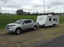 Car and Caravan Package ALL READY TO GO HOLIDAYING East Maitland Maitland Area Preview