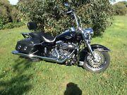 Harley Davidson Road King 2014 Yorketown Yorke Peninsula Preview