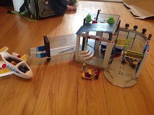 Aéroport playmobil