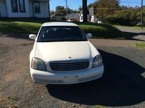 2004 Cadillac Deville.  Price Reduced