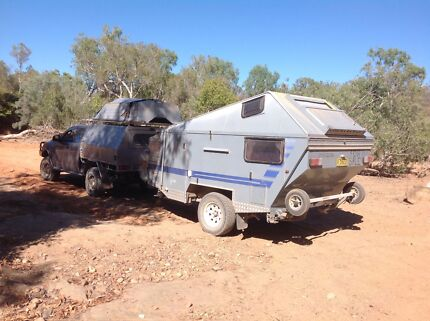 Off road , caravan, 4x4, camper Berowra Hornsby Area Preview