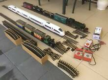 "Model Train Set - Lehmann LGB ""Hanomad"" 2085D Campbelltown Campbelltown Area Preview"