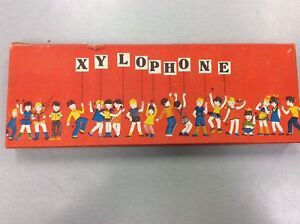 Vintage Xylophone - Made in German Democratic Republic