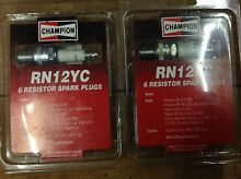 Champion spark plugs Green Valley Liverpool Area Preview