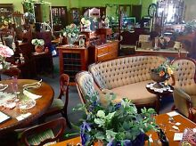 ANTIQUES ANTIQUES ANTIQUES Virginia Brisbane North East Preview