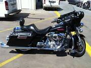 Harley Davidson 2007 FLHT Electraglide Raceview Ipswich City Preview