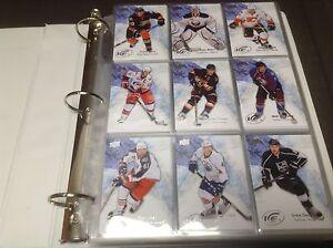 Cartes hockey Upper Deck Ice 2011-2012