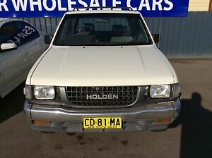 1995 Holden Rodeo Automatic dual cab Ute Sandgate Newcastle Area Preview
