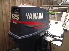 Outboard motor Yamaha 85 hp Altona North Hobsons Bay Area Preview