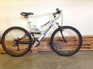 Giant warp 3 mountain bike