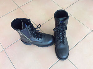 Ladies Johnny Reb Motor Bike Boots Figtree Wollongong Area Preview