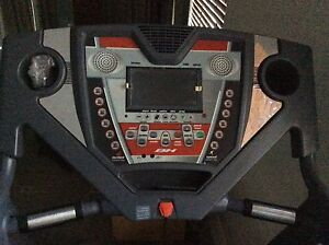 Exercise machine in pristine condition with TV on exercise panel Mount Pleasant Melville Area Preview