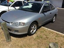 1999 Mitsubishi Lancer Coupe Darch Wanneroo Area Preview