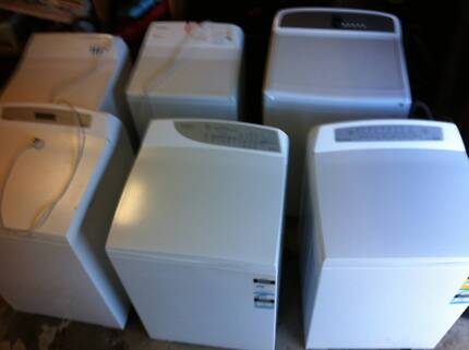 WASHING MACHINES  reduced prices 12 Reconditioned  Fisher&Paykel