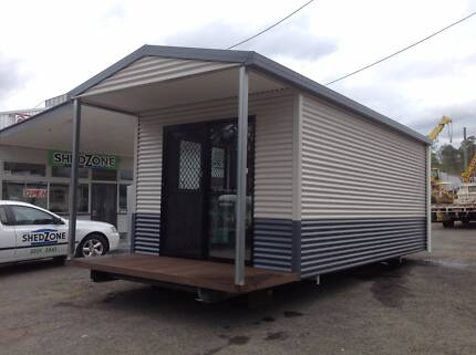 OFFICE,GRANNY FLAT,DEMOUNTABLE,STUDIO,RELOCATABLE,STORAGE SHED Anstead Brisbane North West Preview