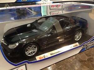 DIECAST CAR - MERCEDES BENZ SL65AMG Thornleigh Hornsby Area Preview