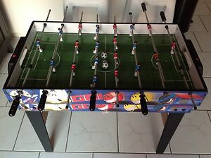 Foosball/Football game table pick up today! Ballajura Swan Area Preview