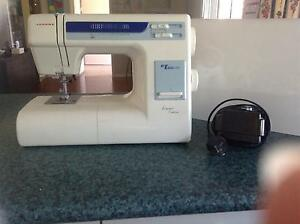 Janome My Excel 18W Limited Edition Browns Plains Logan Area Preview
