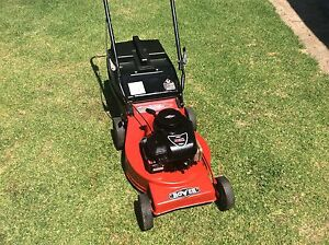 Rover easy push lawn mower 4hp 4 stroke Briggs and Stratton eng Boronia Knox Area Preview