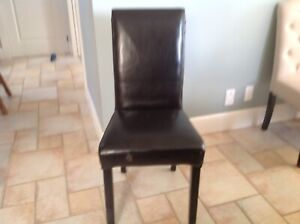 Bonded Leather chairs - 6