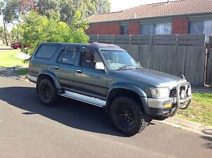 Very good conditions1992Toyota Hilux surf Ssr-x turbo diesel low Roxburgh Park Hume Area Preview