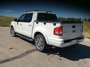 2008 Ford Explorer Sport Trac Limited Edition