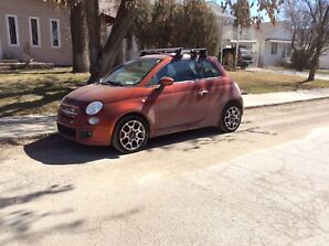 2012 Fiat 500 Sport Loaded (Reduced Again)