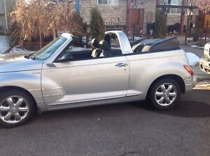 2005 PT CRUISER TURBO CONVERTBLE .....REDUCED $2600