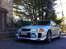 1998 Mitsubishi Evolution V Adelaide CBD Adelaide City Preview