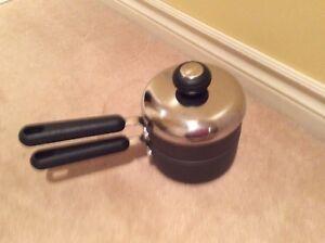 Double boiler (Bain-marie) by Circulon - Good condition