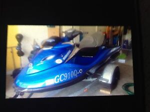 SEADOO GTX LIMITED SUPERCHARGED IC & TRAILER Hawthorne Brisbane South East Preview