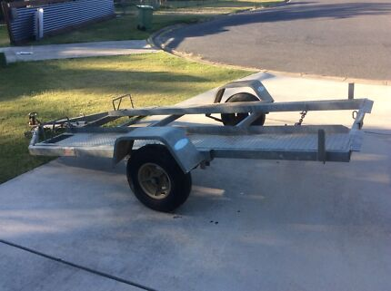 Tilt golf buggy trailer Morayfield Caboolture Area Preview