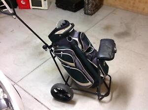 Golf bag and cart Bedford Bayswater Area Preview