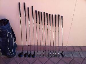 Full set of PGF PowerPact golf clubs Victoria Park Victoria Park Area Preview