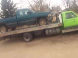 Parting out diesel and gas
