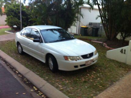 2003 Holden Commodore Sedan Kirwan Townsville Surrounds Preview
