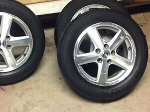 Rims to fit 2003 to 2007 Honda Accord  16""