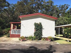 The Cottage Holiday House (Myola Tourist Park) Huskisson Shoalhaven Area Preview