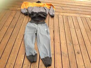 Drysuit de kayak et canot