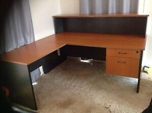 Large Office Desk Gilston Gold Coast West Preview