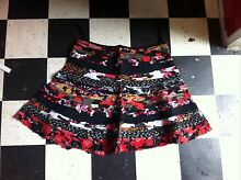 Black and red skirt $15 Richmond Hawkesbury Area Preview