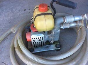 Pompe au gaz