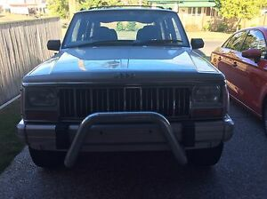 1995 Jeep Cherokee Wagon Manly West Brisbane South East Preview