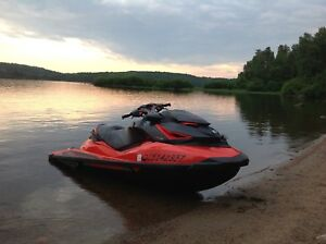 Sea doo rxpx 300 seulement 65 heure