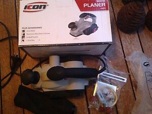 Icon IC90PL Electric Planer Nundah Brisbane North East Preview