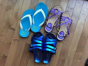 Kid's sandals, slippers shoes, size is various