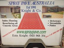 Spray Pave Business For Sale!!! Huntingdale Gosnells Area Preview