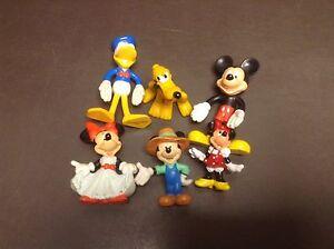 Figurines jouets Disney