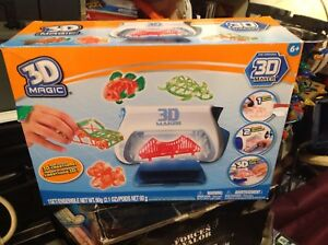 3D Magic as sold at Costco. New in box